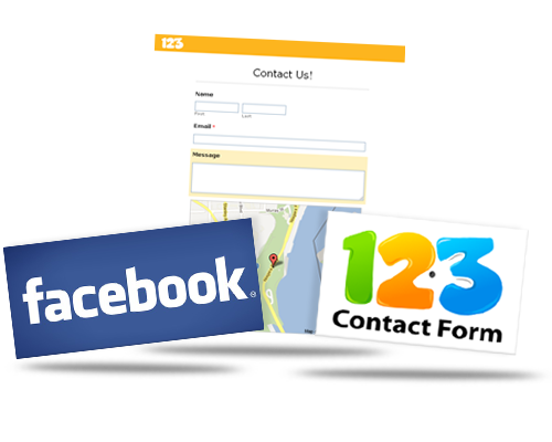 Facebook Contact Form Builder