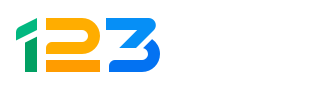 123 form builder Logo