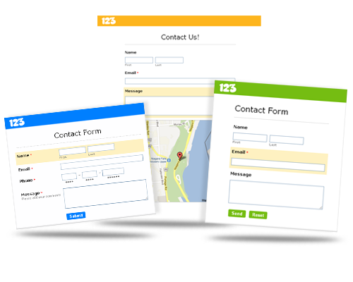 Free WordPress Contact Form Plugin