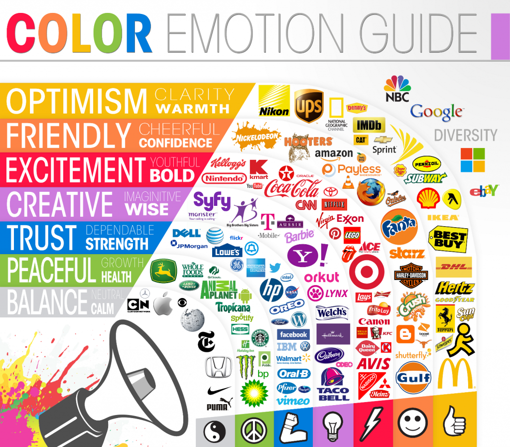 Logo color guide